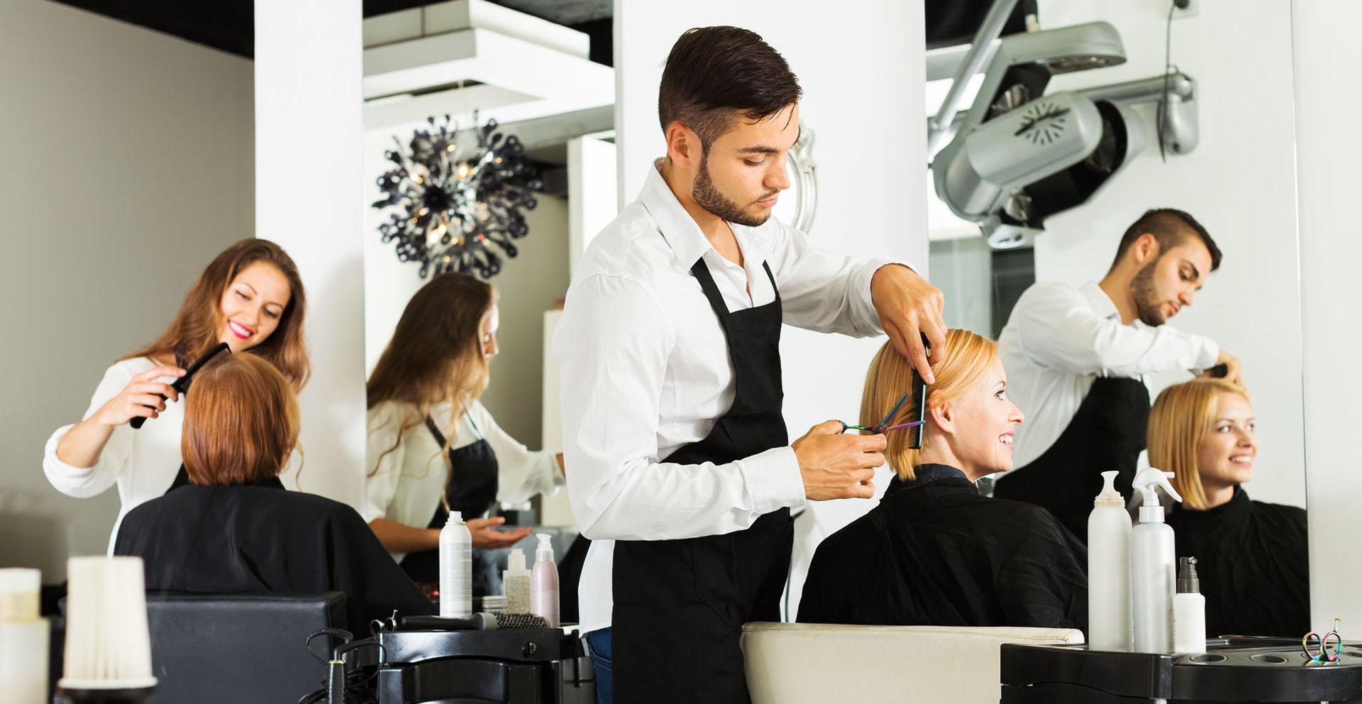 парикмахер в запаре картинки создания
