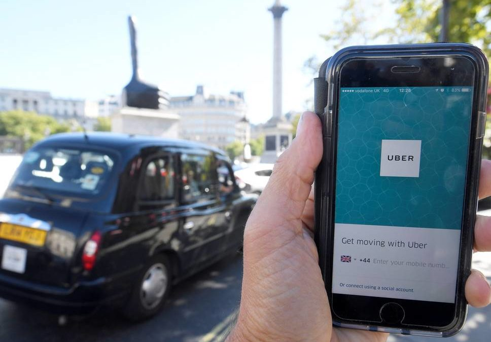 Another blow for Uber