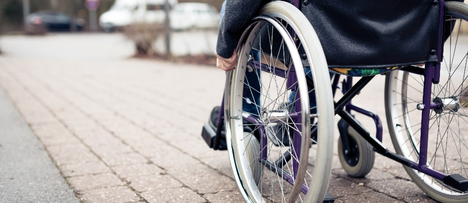 Disability pay gap highest since 2013