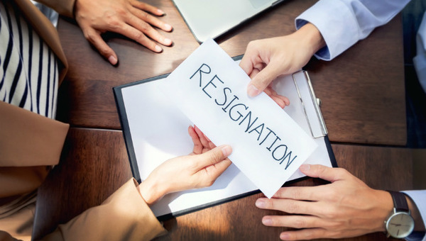 When is a resignation not a resignation?