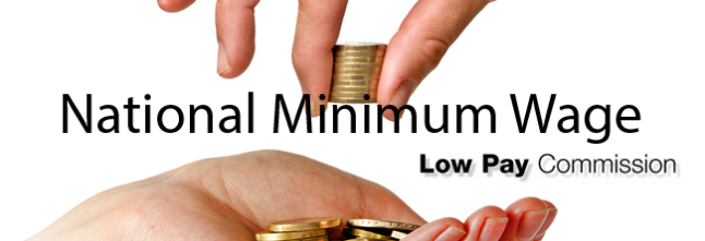 Increases to the National Minimum Wage