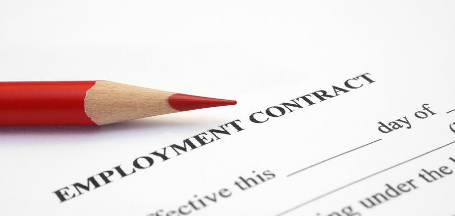 Rights to written particulars of employment