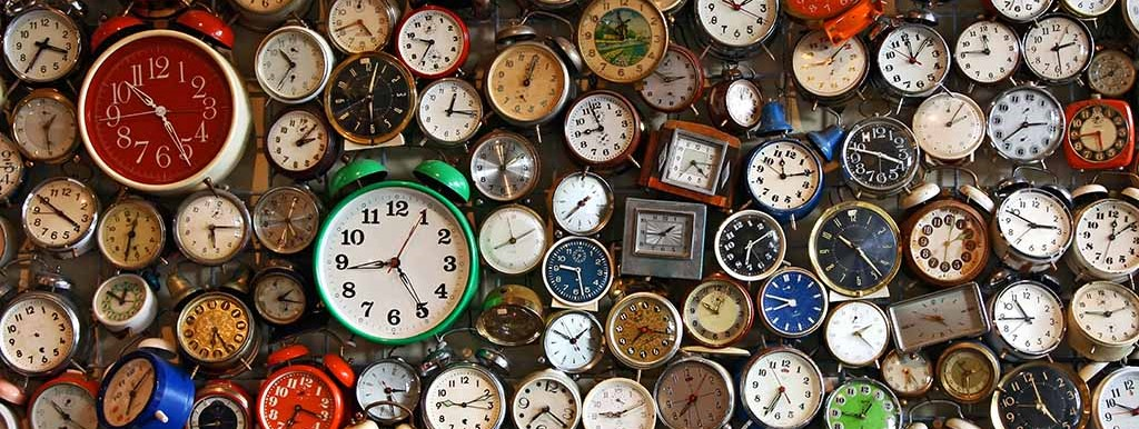 Changing the clocks and night-shift workers