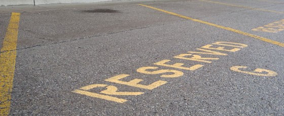 Disability discrimination – failing to provide a dedicated parking space