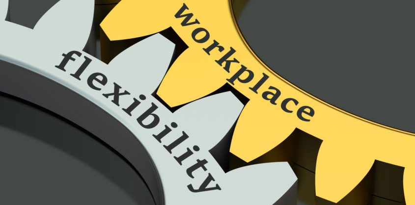 One sided flexibility at work