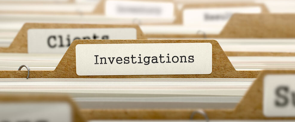 Disciplinary investigations – going too far