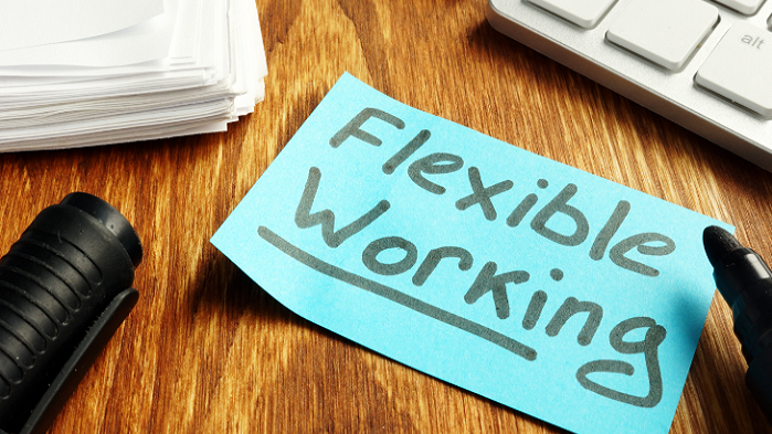 Making flexible working the default