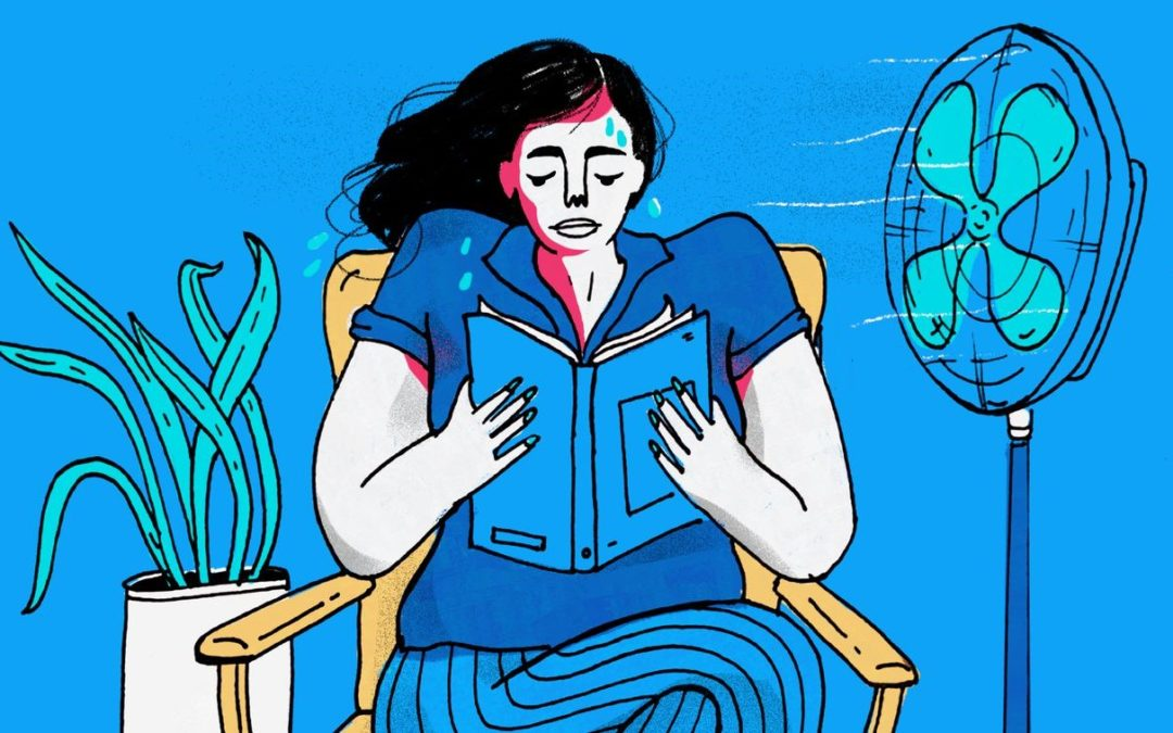 A menopause sympathetic workplace?